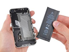 Como trocar a bateria de um iPhone