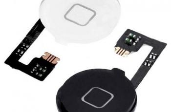 Como Trocar e Testar o Botão Home de um iPhone 5c