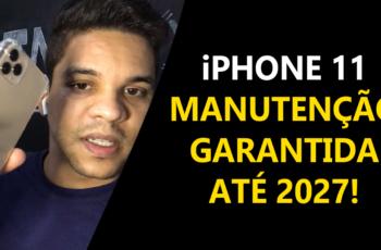 Review do iPhone 11 Pro Max e Serviço garantido até 2027!