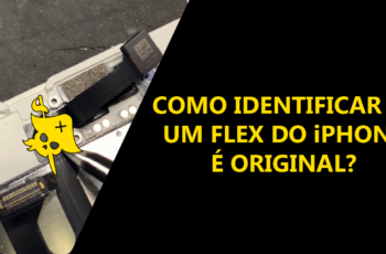 Como identificar se um Cabo Flat do iPhone é original?