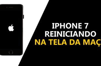 Diagnosticando um iPhone 7 que foi dado sem reparo!